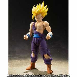 Bandai S.H.Figuarts Super Saiyan Son Gohan Japan version
