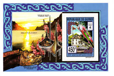 Guinea 1993 Winter Olympic, Lillehammer 1994, MNH, perf. DELUXE #1