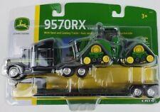 1/64 John Deere 9570RX Scraper Special with Semi