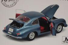 Porsche 356 A Coupe 1948 blau metallic 1:18 Schuco 450031200 neu & OVP