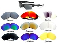 Galaxy Replacement Lenses For Oakley Half Jacket 2.0 Sunglasses Multi-Selection