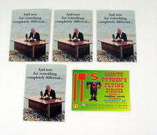 Lot of (5) 1995 Cornerstone Monty Python's Flying Circus Promo Card (P1) Nm/Mt