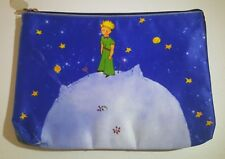 The Little Prince le petit prince cosmetic organizer Bag el principito Blue