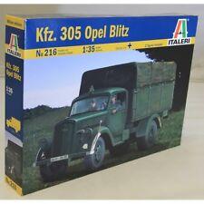 Italeri 1/35 scale Kfz. 305 OPEL BLITZ