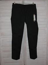 Unifarbene Herrenhosen aus Baumwolle mit geradem Bein