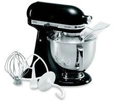 KitchenAid RRK150O 325W 5-Qt. Artisan Tilt Head Stand Mixer - Black
