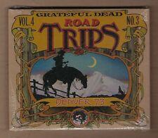 Grateful Dead Road Trips Vol.4 No.3 Brand New/Factory Sealed (3-CD) Denver '73