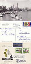 FIUME tedesco NAVE MS Ernst Thalmann un Navi inseriti nella cache COPRI e cartolina