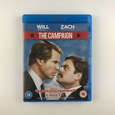 The Campaign (Blu-ray, 2013)