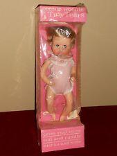 "Teenie Weenie Tiny Tears 9"" Vinyl Doll American Character MIB"