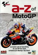 NEW DVD // A-Z of MOTO GP - SRO ENTERTAINMENT -  INSIDE LOOK MOTORCYCLE RACING