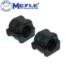 2x Meyle anti roll bar buissons essieu avant gauche et droite (inner) no: 100 411 0041