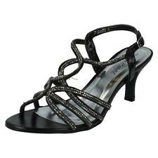 39 Sandali e scarpe con tacco alto (8-11 cm) di sera per il mare da donna