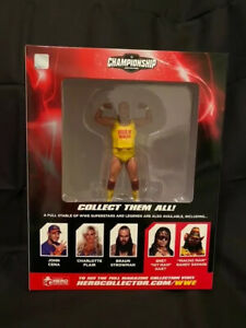 WWE FIGURE CHAMPIONSHIP COLLECTION #40 HULK HOGAN NIB 2021 HERO COLLECTOR HOHC