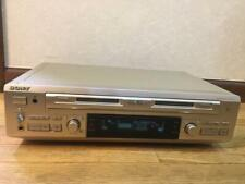 Sony MDS-W1 Md Mini Disc Deck Double W Player Recorder