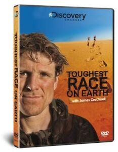 Toughest Race On Earth James Cracknell RARE (UK RELEASE) DVD