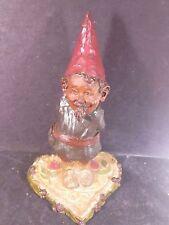 Tom Clark Gnomes Val Gnome Holding Heart