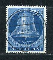 Luxus Berlin Mi-Nr. 104 zentrisch Vollstempel Berlin SW 61 - Ersttag