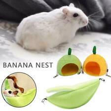 1pcs Ferret Rat Squirrel Pet Bird Hamster Hammock Hanging Bed Nest Uk Cage