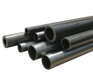 Präzisionsstahlrohr Präzisionsrohr nahtlos E235 Blank Länge 250mm (25cm)