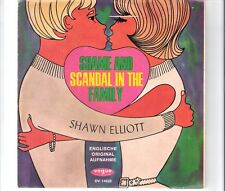 SHAWN ELLIOTT - Shame and scandal in the family