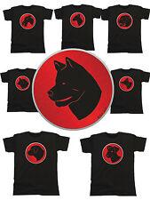 Herren Hund T-Shirt Retro Cartoon Style * Wählen Sie Ihre Rasse * Größen S-XXL