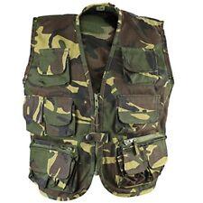 Vêtements noirs avec des motifs Camouflage pour garçon de 2 à 16 ans