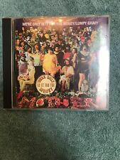 Zappa We're Only In It For The Money/ Lumpy Gravy Rykodisc CD 1986 Version