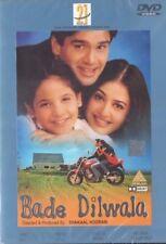 BADE DILWALA  - BOLLYWOOD DVD - Sunil Shetty, Priya Gill, Paresh Rawal, Archana.