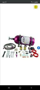 Zex wet nitrous kit 2005-2010 Ford Mustang GT