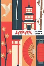 Japan Travel Journal: Wanderlust Journals, Barce, Lana, New Book