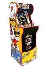 Arcade 1UP BurgerTime VIDEO ARCADE MACHINE GAME CABINET  Last one!
