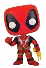 Funko Deadpool Pop! Vinyl Action Figures