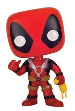 Deadpool Pop Vinyl Comic Book Heroes Action Figures