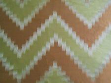 "Highland Court Philip Gorrivan ""Cervantes"" Chevron Fabric 4 yds Retail $1392"