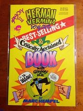 Gregory 2 Herman Vermin's Very Own Bestselling Book Marc Hempel Piranha Press 92