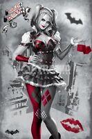 Batman Arkham Knight Harley Quinn Maxi Poster 61x91.5cm PP33553