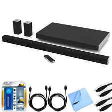 "Vizio SB4551-D5 SmartCast 45"" 5.1 Sound Bar System w/ Essential Accessory Bundle"