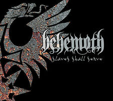 FREE US SHIP. on ANY 2 CDs! USED,MINT CD Behemoth: Slaves Shall Serve Enhanced,