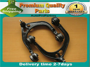 2 FRONT UPPER CONTROL ARM FOR CHRYSLER 300C 05-18 2WD 4X2