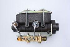 1974-86 Jeep CJ Cast Iron master cylinder disc/drum brass prop. Bottom  181