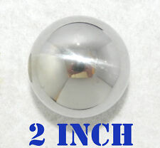 2 Inch Solid Chrome Steel Ball Monkey Fist Core ~ Made in USA