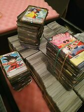 Dragon Ball CardGame Lote + De 500 Sin Repetir