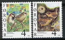 Faroe Islands 1999, Birds set MNH Sc 350-51