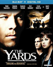 THE YARDS (Mark Wahlberg) - BLU RAY - Region A - Sealed
