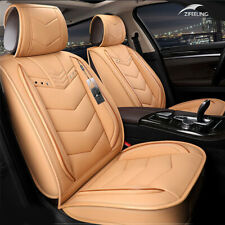 Standard Edition 5-Sit Car Seat Cover Cushion Set Full Surrounded Senior Leather
