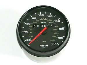 Porsche 993 Turbo 200mph Speedometer Will Fit 964 & 993 New in Box!