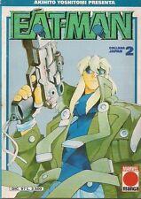 EATMAN COLLANA JAPAN VOLUME 2 EDIZIONE PLANET MANGA