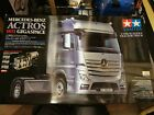 Tamiya RC 1/14 Mercedes Actros Truck And Two Trailers