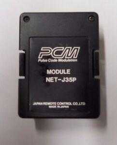 JR NET-J35P 35MHZ TRANSMITTER MODULE  IN EXCELLENT CONDITION